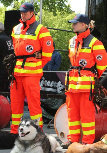 Training-Rettungshundestaffel-Senco-Dogs